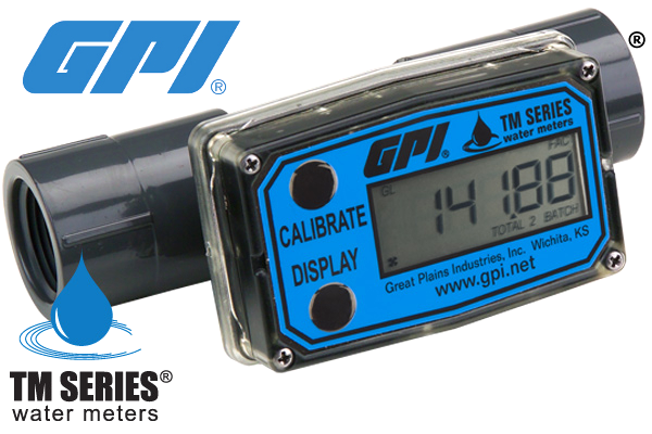 GPI TM075-N water meter