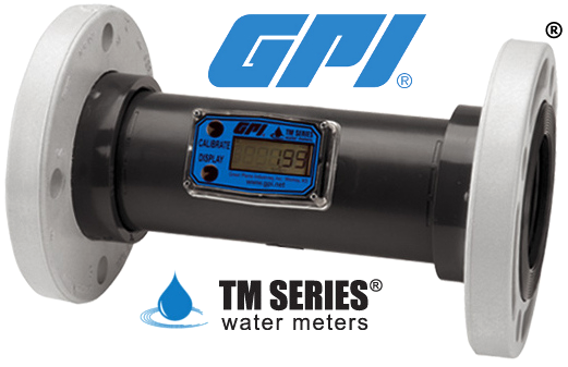 GPI TM300-F water meter
