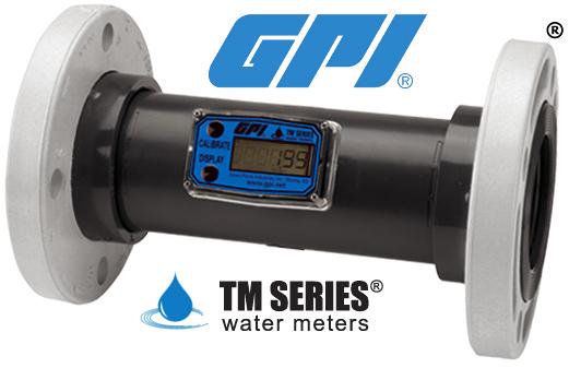 GPI TM300-F water meter