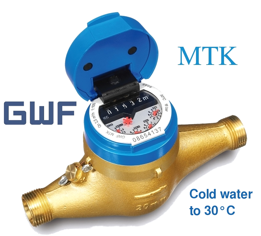 GWF MTK cold water meter