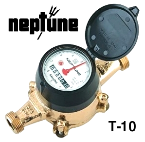 Neptune T-10 water meter